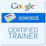 Google Adwords Certified Trainer