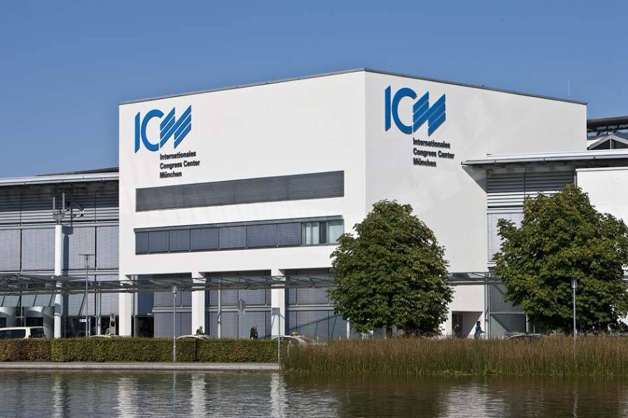 ICM - Internationales Congress Center München