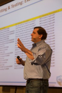 Bild: Brad Geddes half schon auf der SMX München 2013 Tipps zur Verwaltung großer Adwords-Kampagnen