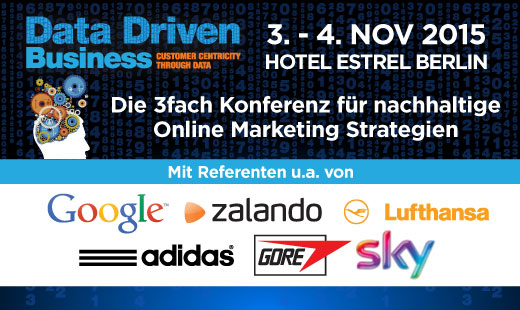 Data Driven Business Berlin 2015