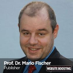 Prof. Dr. Mario Fischer