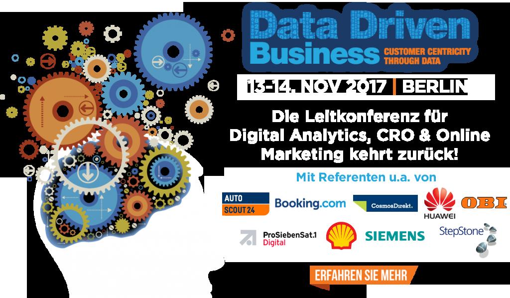 Data Driven Business Berlin 2017
